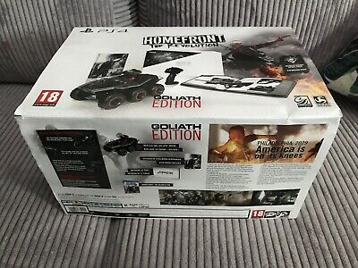 homefront goliath edition ps4