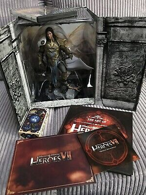 heroes vii collector's edition PC - No Game