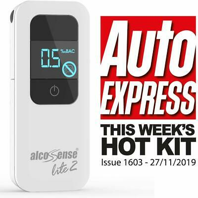 AlcoSense Lite 2 Breathalyzer & Alcohol Tester for UK, Ireland, Scotland