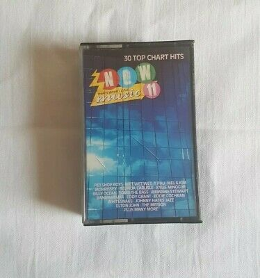 Various Artists: NOW THAT'S WHAT I CALL MUSIC! 11 [Double Cassette Tape] 1988