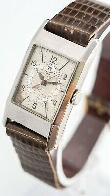 Extremely rare Cyma cal. 74 doctor's watch - 1930s.