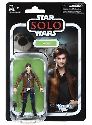 star wars vintage collection Han Solo ( Solo Story) Vc124