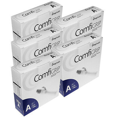 5 x Comfigrip Size A Small Tubular Compression Bandage Support 4.5cm x 10m