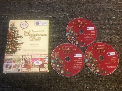 Papermania Docrafts Christmas Past 3 Disc Papercrafting CD Rom Collection / Set
