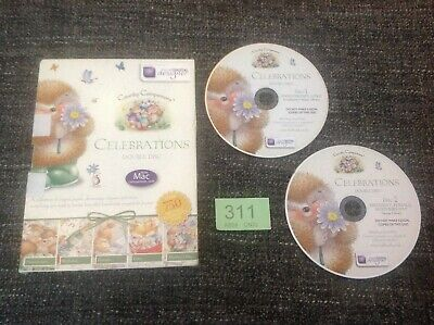 Country Companions Celebrations Double Disc CD Rom Set by Do Crafts Designer