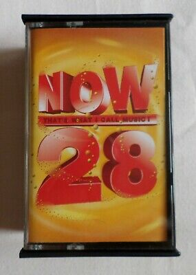Various Artists: NOW THAT'S WHAT I CALL MUSIC! 28 [Double Cassette]