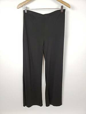 White House Black Market NWT Women Small Pants Pull On Wide Leg Stretch Loose