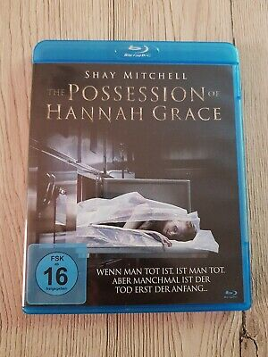 The possession of hannah grace Blue Ray