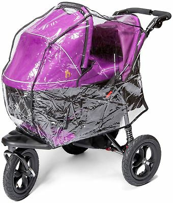 Outnabout OUT'N'ABOUT XL RAINCOVER SINGLE- CARRYCOT Pushchair Accessory BNIP