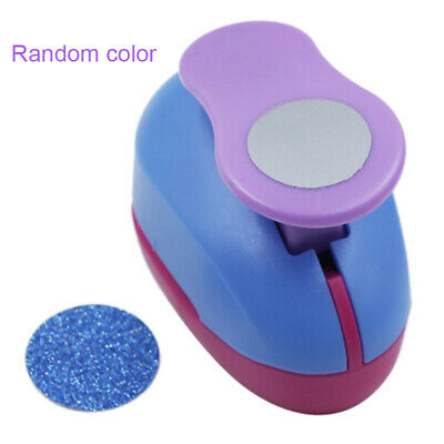 "Circle paper punch 1"" 2.5cm craft punches scrapbooking cardmaking wedding AU"