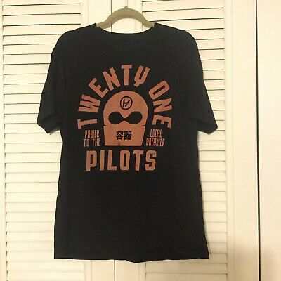 Twenty One Pilots Tshirt