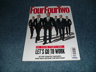 Four Four Two Magazine Issue 231 September 2013