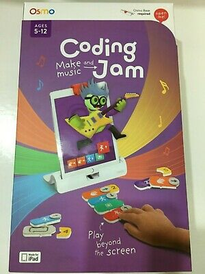 New Osmo Coding Make Music and Jam Learning Game Factory