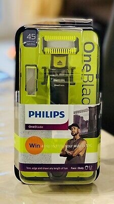 Philips One Blade Face + Body Rechargeable Shaver Qp2620/25 New & Sealed