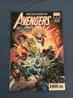 Avengers FCBD 2019 (Marvel Comics) First Printing..