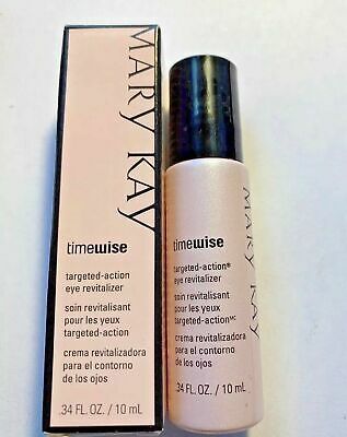 Mary Kay Timewise Targeted Action Eye Revitalizer~Discontinued~Soothing Eyes!!