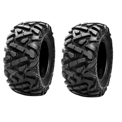 Tusk TriloBite HD 8-Ply Pair of Tires 27x9-14 for Arctic Cat 700 H1 EFI 4X4 AUTO