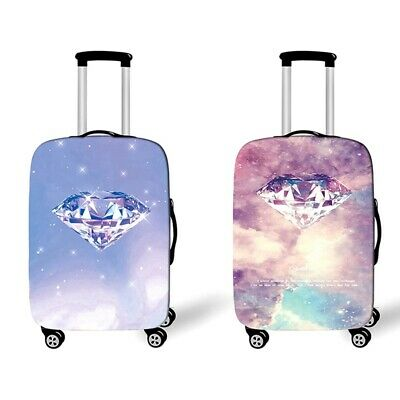 New Fashion Travel Luggage Cover Protector Suitcase Dust Proof Bag Anti Scratch