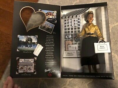 Mattel Barbie See's Candies Special Edition I Left My Heart In San Francisco