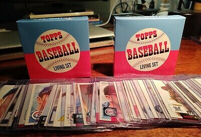 Topps Baseball Living Set Pick Your Card 100 - 199 1953 Sp U-Pick Free Shipping!