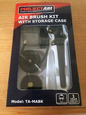 Project Air Air Brush Kit