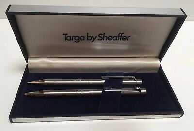 Vintage Targa by Sheaffer Ballpoint Pen and Pencil Set