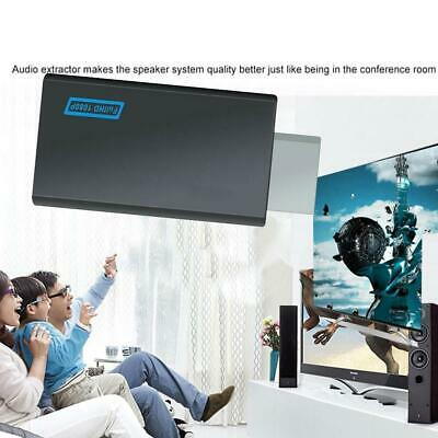 Adapter Cable Wii to HDMI Adapter Converter Stick 1080p TV HD Audio Full W8O3