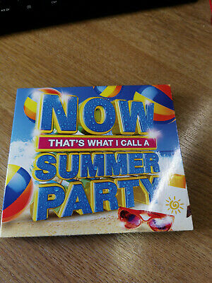 Now Thats What I Call A Summer Party 3 Cd