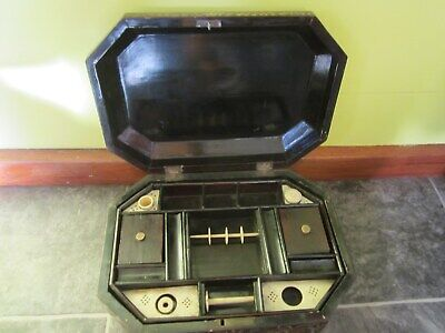 Antique sewing box 1880
