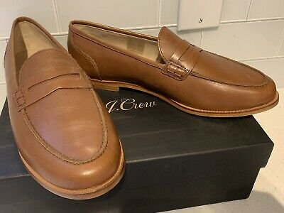 NEW J. CREW Ryan Penny Loafer Shoes