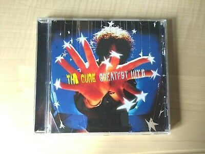 The Cure - Greatest Hits (CD Album) 2001 Polydor 19 Tracks