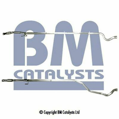 BM50324 854570 EXHAUST CONNECTING PIPE  FOR VAUXHALL