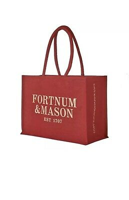 Fortnum And Mason Christmas Bag For Life 2018 - Small