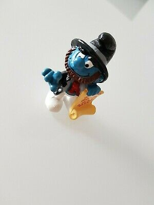 Smurf 20506 Lincoln Made In Macau