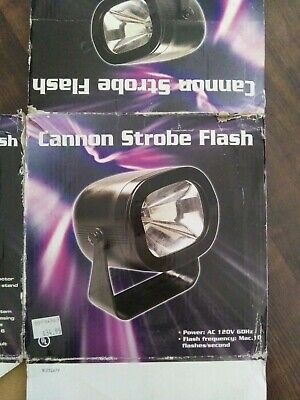 Cannon Strobe Flash