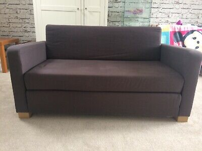 Groovy Ikea Solsta 2 Seater Sofa Bed 10 00 Picclick Uk Squirreltailoven Fun Painted Chair Ideas Images Squirreltailovenorg