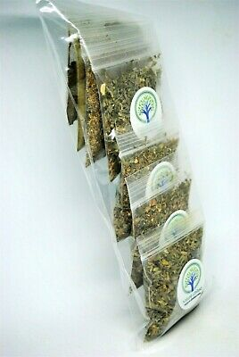 Premium Catnip Sample Pack | 7 Assorted Samples | Fresh, Minty, and 100% Natural