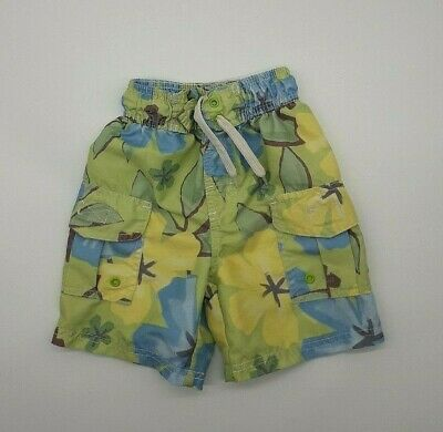Baby Clothes 18-24 Months Outfit Next Green Swimwear Swimming Shorts