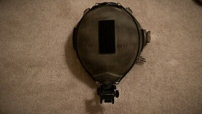 ACH Advanced Combat Helmet Size Large with Norotos Shroud and Norotos Rhino