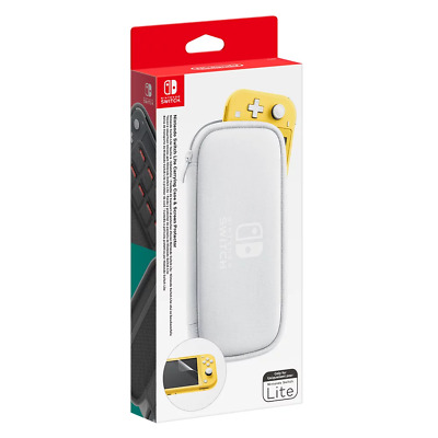 Nintendo Switch Lite Carry Case & Screen Protector NEW