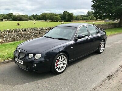 2002 Mg Zt 2.5 V6 160 - Fsh - Low Miles - Good Condition