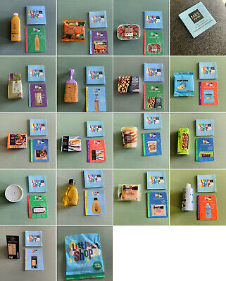 M&S MS Little Shop Collectable - Marks Spencer - Choose Complete your collection