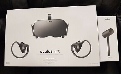 Oculus Rift CV1, Touch Controllers and 3 Sensors Great Condition,  Barely Used