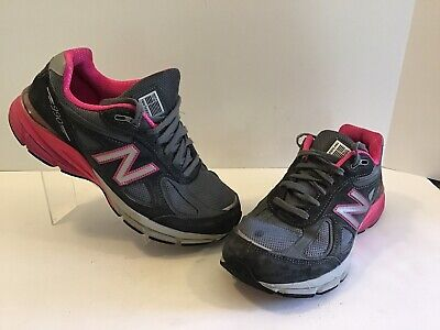 new product c29a3 de337 NEW BALANCE 990 W990GP4 Gray/Pink Women's Size US 6.5D ...