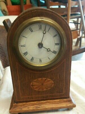 Vintage mantel Clock With Key Not Working
