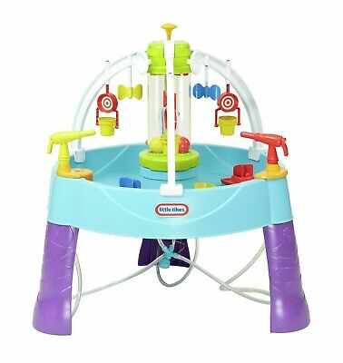 Little Tikes 71cm Fun Zone Boat Battle Splash Water Table - USED