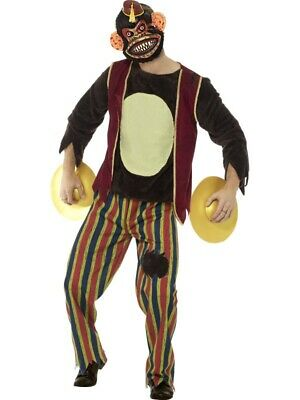 Deluxe Clapping Monkey Toy Costume