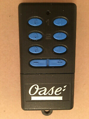 Genuine Oase Replacement Remote Control Unit Fm Master Ohs433-01 3152 1534