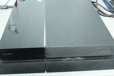 Sony PlayStation 4 PS4 500GB  FULLY WORKING - FREE DELIVERY