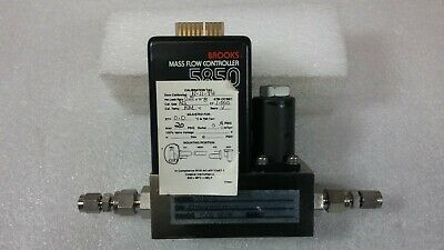 Brooks Automation 5850-C Mass Flow Controller Gas N2